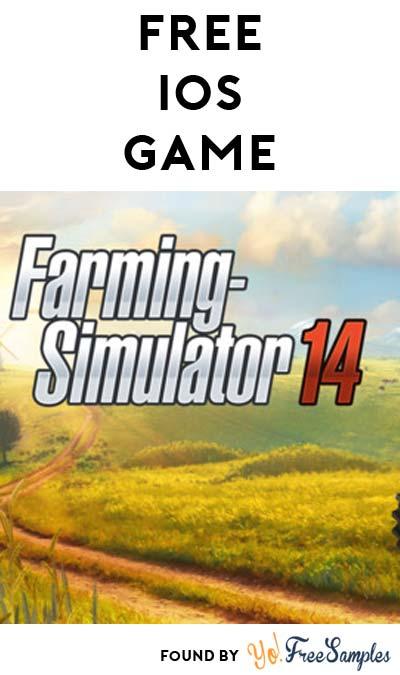 FREE Farming Simulator 14 on iOS