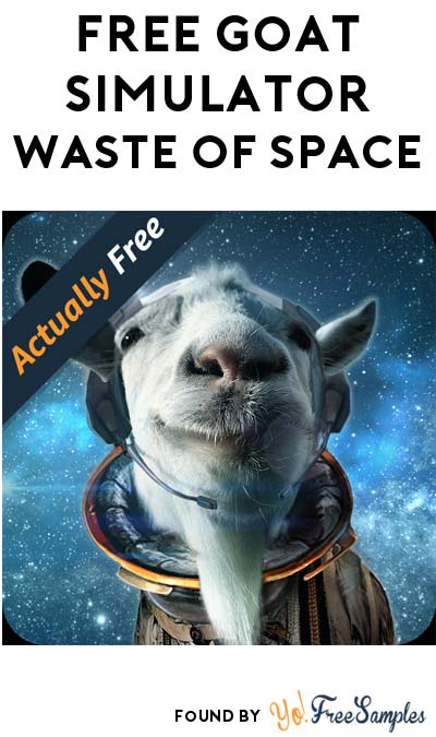 FREE Goat Simulator Waste of Space App