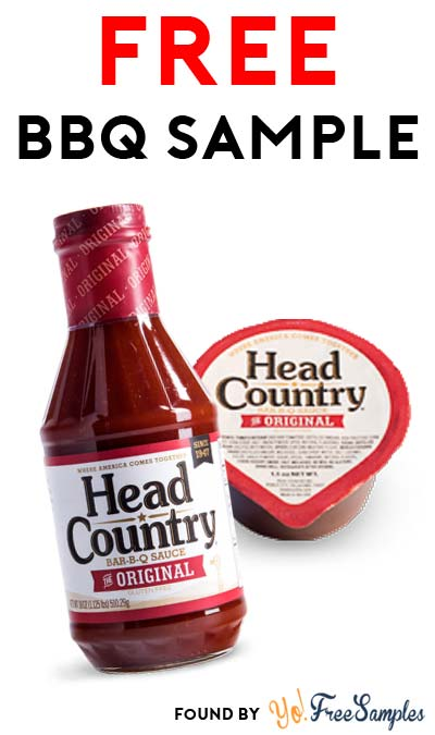 FREE Head Country Original BBQ Sauce Sample (St. Louis, Kansas City, Little Rock, Denver & Louisiana Only) [Verified Received By Mail]