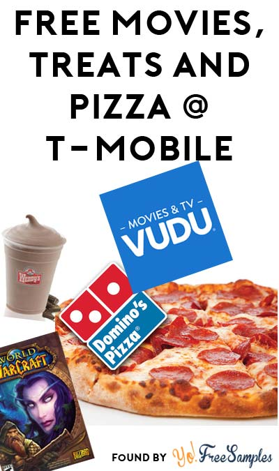 T-Mobile Tuesday: FREE Movies, Frosties, Rides, Treats & More