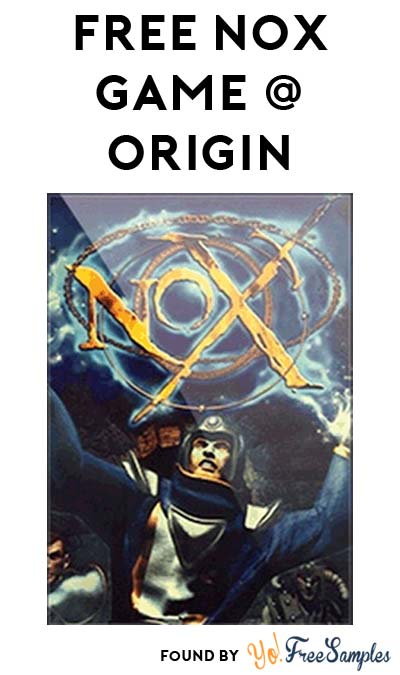 FREE Nox Action/RPG PC Game Download From Origin
