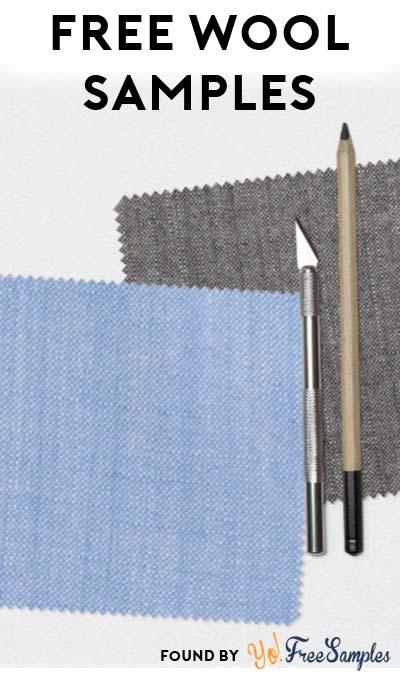 FREE Odor-Resistant & Wrinkle-Resistant Wool Samples