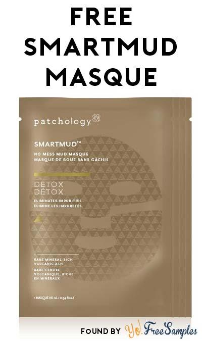 FREE Patchology SmartMud Masque Sample