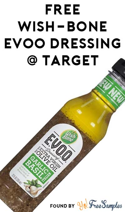 FREE Wish-Bone EVOO 12 oz Dressing At Target (Coupons Required)