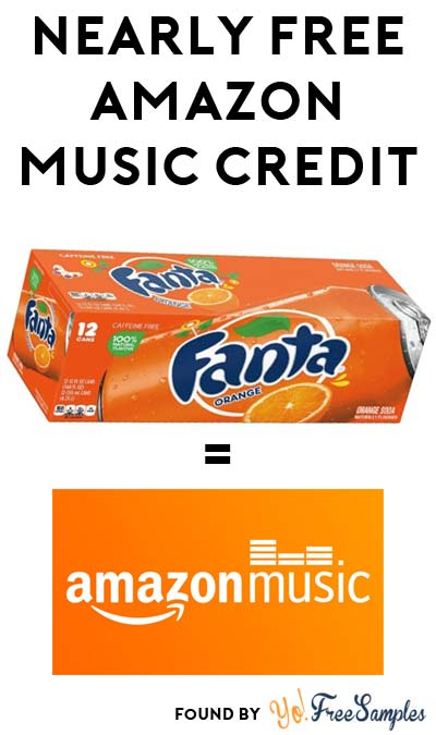 Nearly FREE $8.99 Amazon Digital Music Credit For Spending $10 On Coke Products