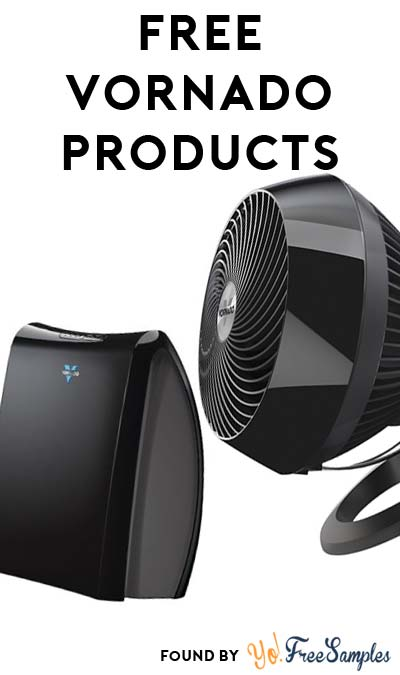 Possible FREE Vornado Air Circulator Or Vornado Air Purifier From PowerReviews.com