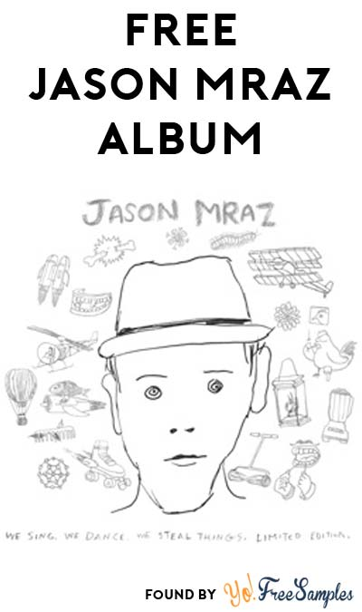 "FREE ""We Sing. We Dance. We Steal Things."" Album By Jason Mraz On Google Play"