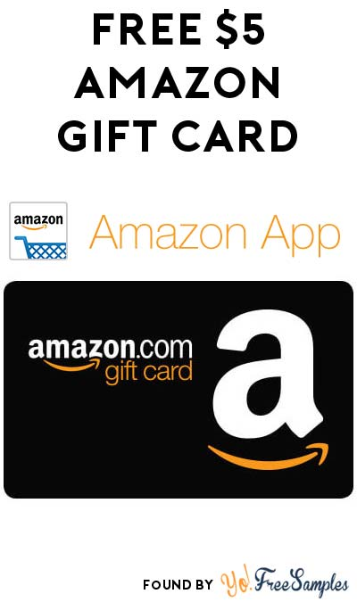 back again through 6  15  free  5 amazon gift card for