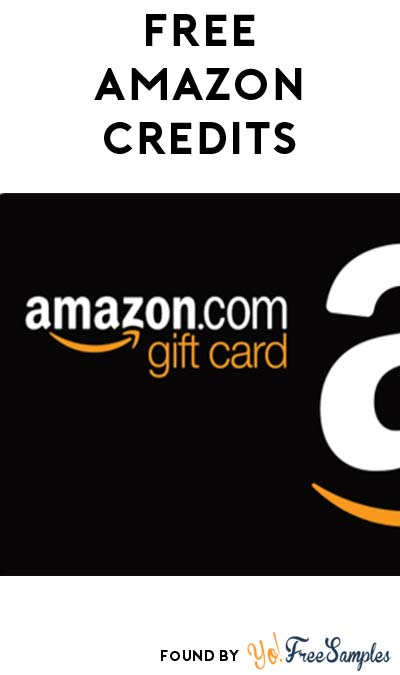 Amazon is Giving Away FREE Account Credits (Just Check