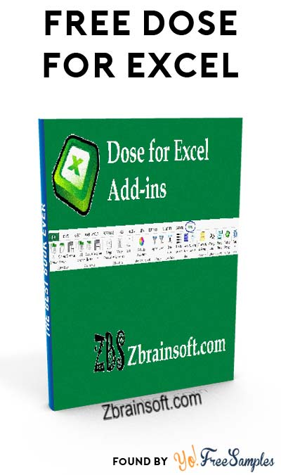 FREE Dose Add-in for Excel