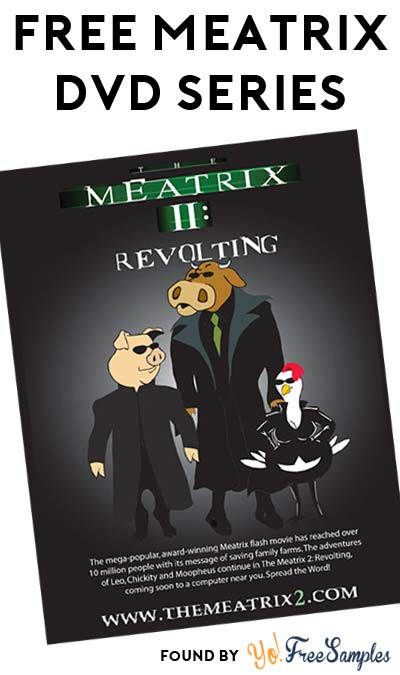 FREE The Meatrix Series DVD or Download