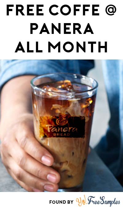FREE Coffee All Month Long At Panera (Reward Varies On Rewards Card)