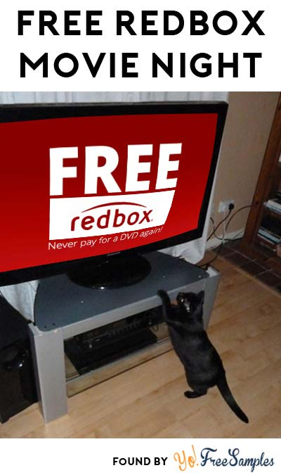 FREE 1-Night DVD Rental For Joining Redbox Perks + Freebies For Birthday, Anniversary & Earning Points (Email Confirmation Required)
