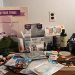 Sample News Update: T'zikal, GoodRx Box, Yae! Organics, Daily Goodie Box, SNT Cosmetics, NYX Mascara, VOLANTE Skincare, Rite in the Rain, Whiskey Flask, Karma Kisses Tea & Many More