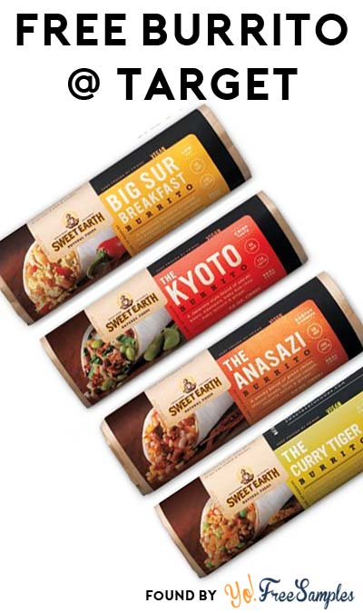FREE Sweet Earth Burrito / Breakfast Sandwich At Target (Coupon Required)