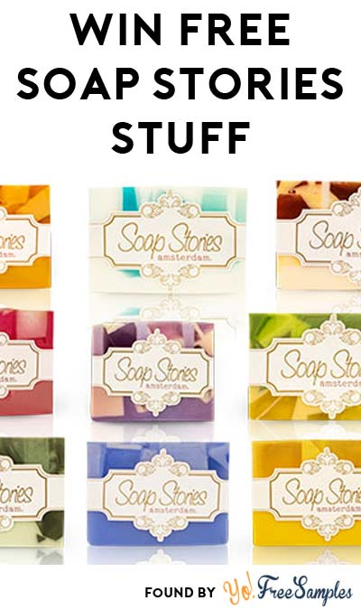 Win 8 FREE Soap Stories Products Like Hand Creams, Pina Colada Soap & More! (Facebook Required)