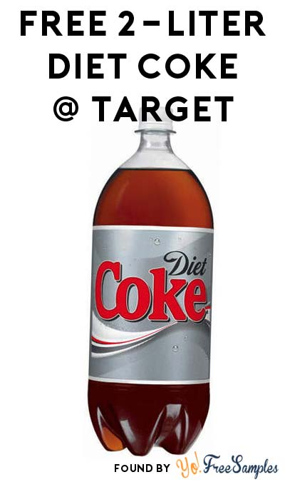 FREE 2-Liter Diet Coke At Target (Text Message / Coupon Required)