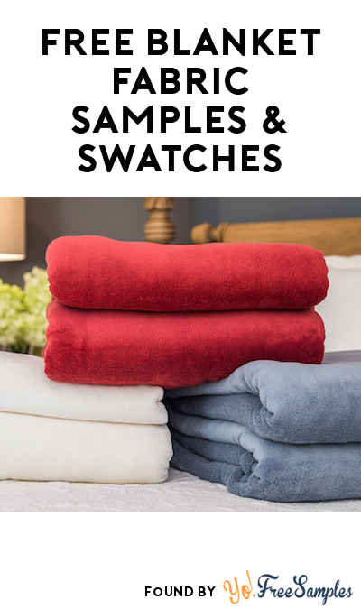 FREE Blanket Fabric Samples & Swatches From American Blanket Company