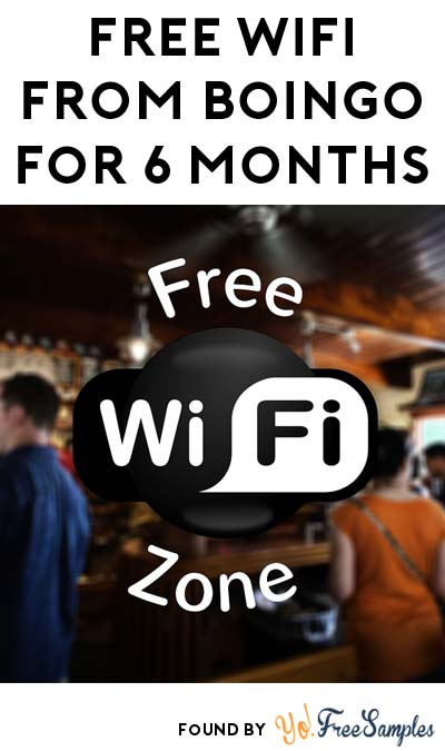 FREE Boingo Wi-Fi For 6 Months For Android Users