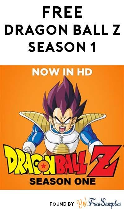 FREE Dragon Ball Z Season 1 From Microsoft