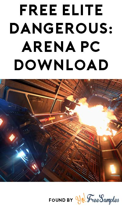 FREE Elite Dangerous: Arena PC Download (Steam Required)