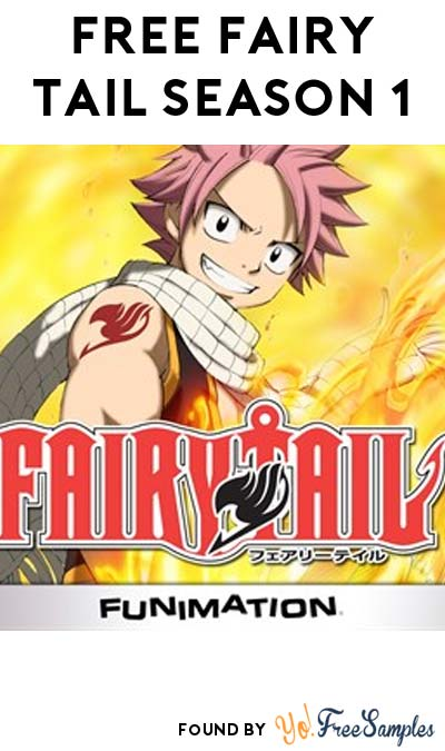FREE Fairy Tail Season 1 HD From Microsoft