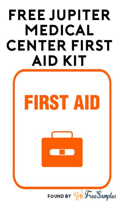 FREE Jupiter Medical Center First Aid Kit