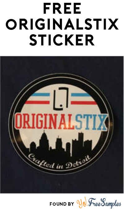 FREE OriginalStix Sticker