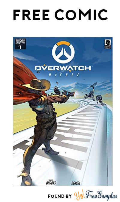 FREE Overwatch Blizzard Issues #1-6 From Dark Horse Comics