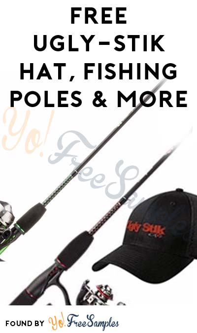 FREE Ugly-Stik Hat, Poles, Coupons & More For Earning Points ($2 Shipping On Prizes)