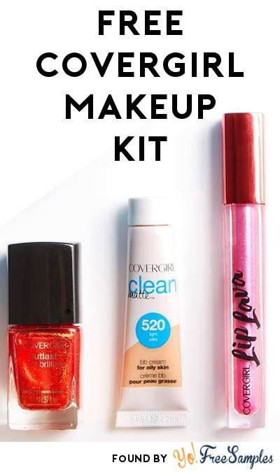 FREE COVERGIRL Clean Starter Makeup Kit (Females 13-18 Years Old Only)