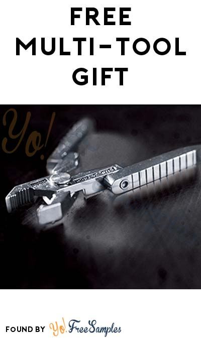 Back Again If You Missed It Last Monday: FREE Multi-Tool Gift From Marlboro [Verified Received By Mail]