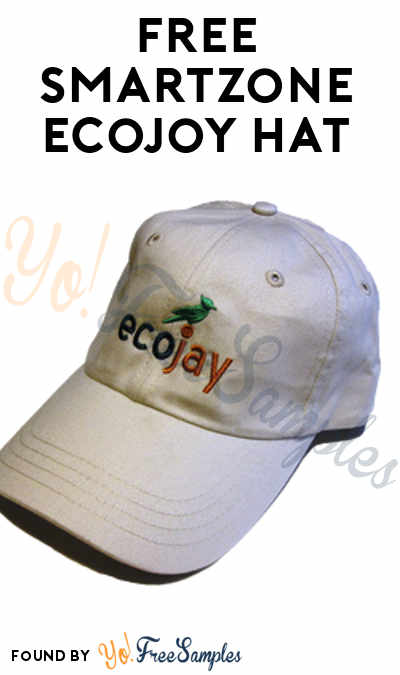 FREE SmartZone EcoJoy Hat (Company Name Required)