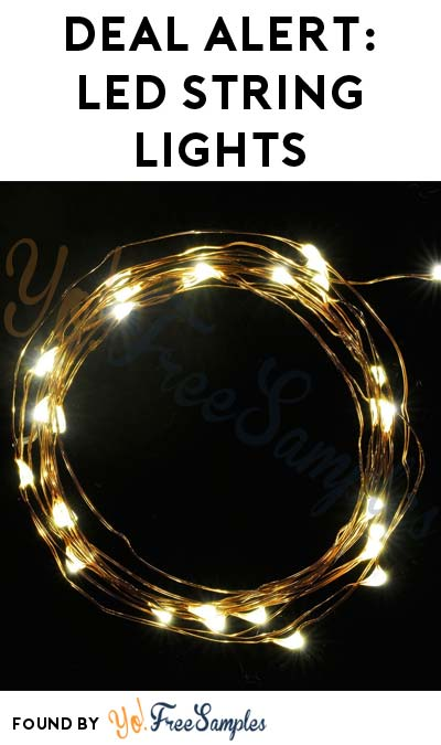 DEAL ALERT: 84% OFF Micro Fairy LED String Lights On Amazon [Verified Received By Mail]