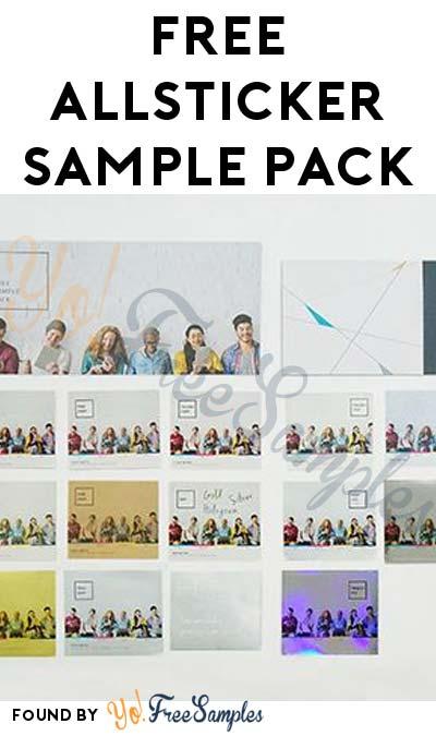 FREE AllSticker Sample Pack