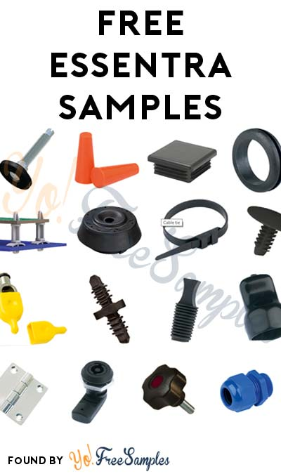 FREE Furniture Stoppers, Suction Cups, Electrical Parts & More From Essentra