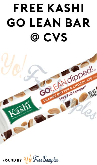 FREE Kashi Go Lean Bar At CVS (Coupon Required)