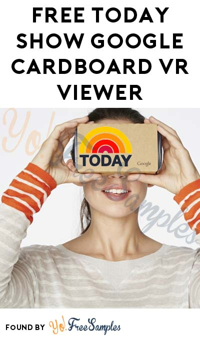 FREE Today Show Google Cardboard VR 360° Video Viewer