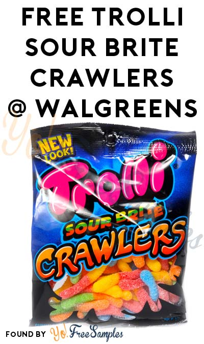 FREEBATE Trolli + Other Candy At Walgreens