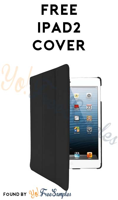 FREE iHOME Smartbook Black For iPad 2 (Shop Your Way Account Required)