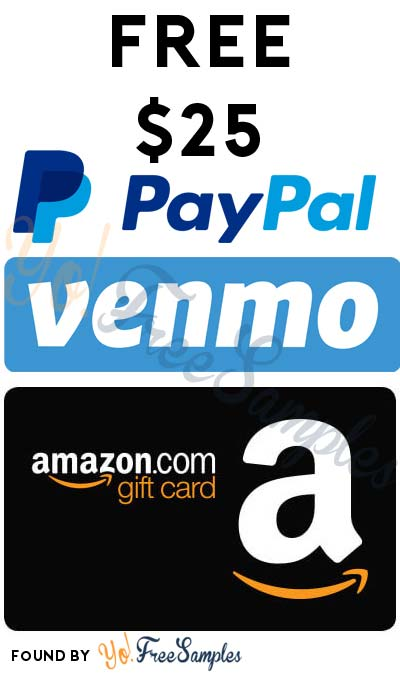 Free 25 Amazon Gift Card Or Paypal From Joany Survey Health Insurance Required Verified Received Yo Free Samples