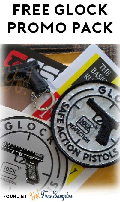 FREE Glock Promotional Products Kit [Verified Received By Mail]