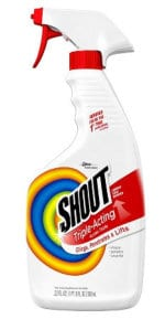 Shout Laundry Spray