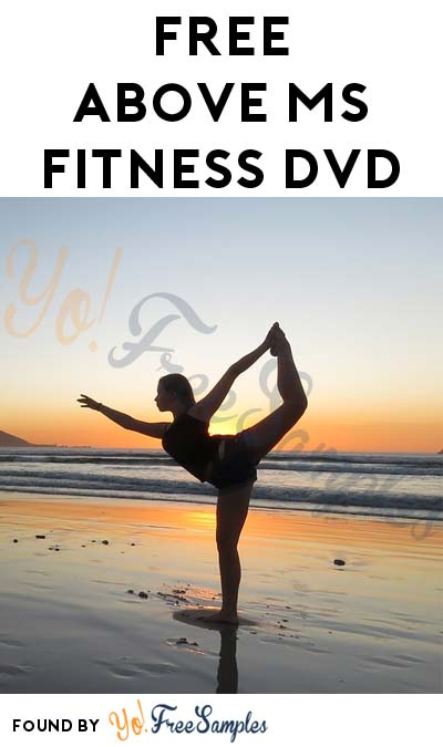 FREE Above MS Fitness DVD [Verified Received By Mail]