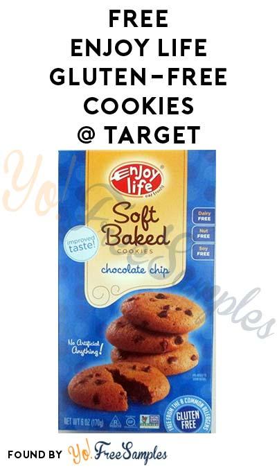 FREE Enjoy Life Gluten-Free Cookies At Target (Coupon & Ibotta Required)