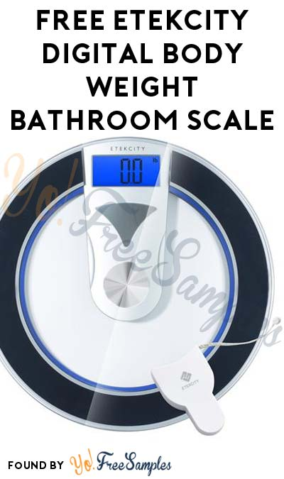 FREE Etekcity Digital Body Weight Bathroom Scale & Other Products For Joining Citizen Program [Verified Received By Mail]