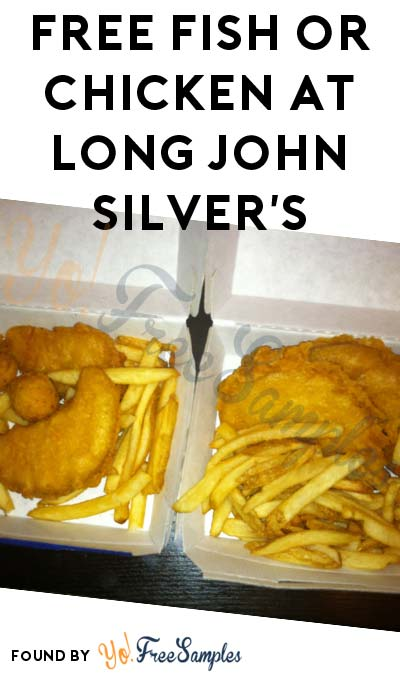 TODAY ONLY: FREE Fish or Chicken At Long John Silver's On September 19th Talk Like A Pirate Day