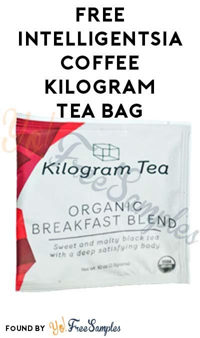 FREE Intelligentsia Coffee Kilogram Pyramid Tea Bag At 1PM EST / Noon CST / 10AM PST (Facebook / Not Mobile Friendly)