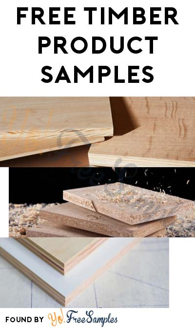 FREE Timber Products Panels, Veneers, Components & Lumber Samples