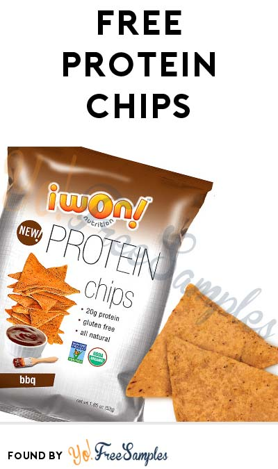 FREE iWon! Protein Chips